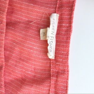 Eileen Fisher Tops - Elieen Fisher 100% Linen Tunic Size X-Large